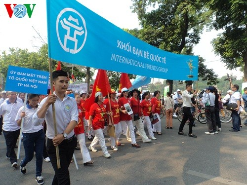 Kulturfest des Friedens in Hanoi - ảnh 1