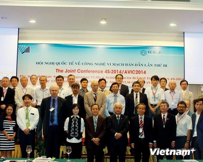 Konferenz zur Entwicklung der Chip-Industrie in Vietnam - ảnh 1
