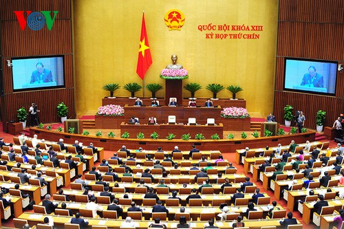 Vietnam will 2015 ein höheres Sozialwirtschaftswachstum als 2014 - ảnh 1