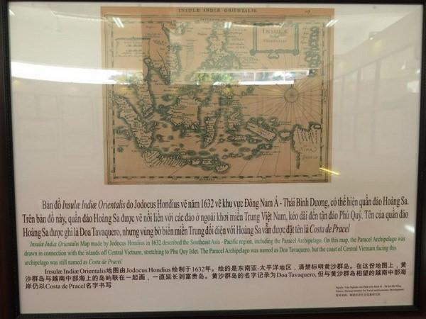 "Ausstellung ""Hoang Sa, Truong Sa Vietnam – historische und juristische Beweise"" - ảnh 1"