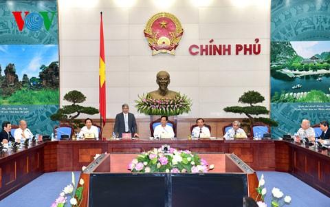 Premierminister Nguyen Tan Dung: Technologie ist wichtiger Faktor für die Entwicklung Vietnams - ảnh 1