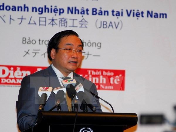 Vietnam-Japan-Wirtschaftsforum in Hanoi organisiert - ảnh 1