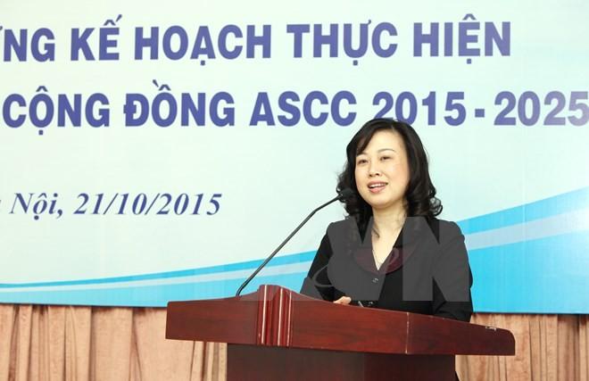 Aufbau der ASEAN-Sozial-Kultur-Gemeinschaft gemeinsam mit nachhaltiger Entwicklung - ảnh 1