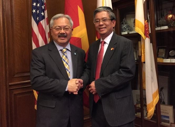 Verstärkung der Zusammenarbeit zwischen Vietnam und Kalifornien - ảnh 1