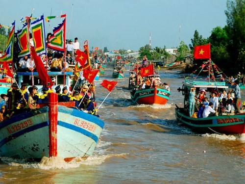Nachbildung von sieben traditionellen Festen der Volksgruppen - ảnh 1