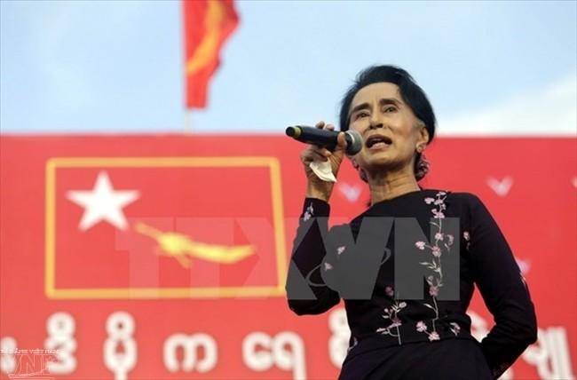 Myanmar veröffentlicht Wahlergebnisse: NLP gewinnt 77 Prozent der Stimmen - ảnh 1