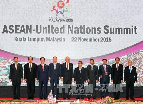 UN-Generalssekretär Ban Ki-moon ruft Seiten im Ostmeer zum Respekt des Völkerrechtes auf - ảnh 1