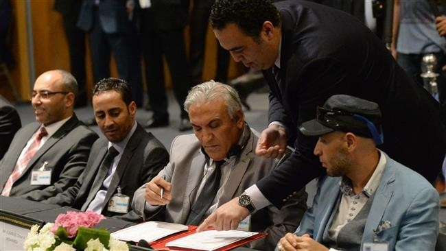 UNO drängt Parteien in Libyen zur Unterzeichnung der Friedensvereinbarung - ảnh 1