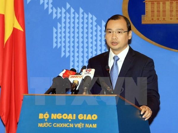 Vietnam fordert von Taiwan, Verletzungen der vietnamesischen Souveränität auf der Inselgruppe - ảnh 1
