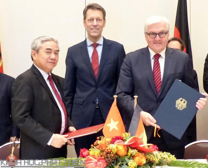 Vietnamesisch-deutsche Zusammenarbeit in Wissenschaft und Technologie - ảnh 1