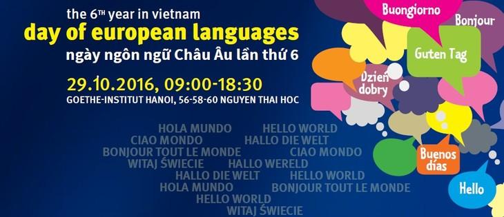 6. Tag der Europäischen Sprachen - ảnh 1