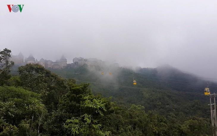 Die Schönheit der Ba Na-Hills  - ảnh 15