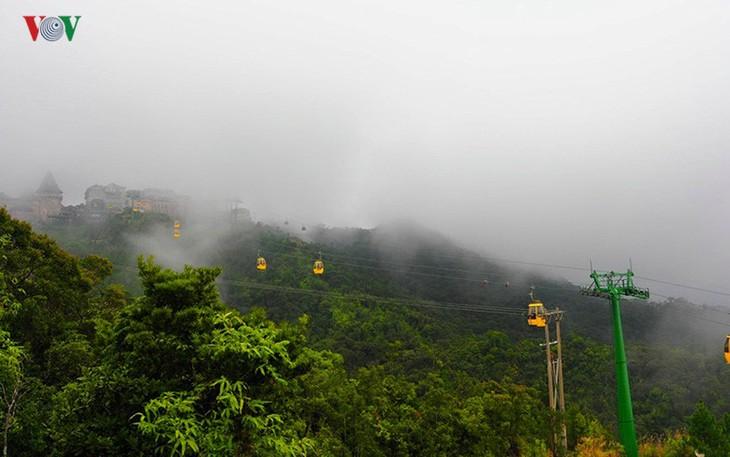 Die Schönheit der Ba Na-Hills  - ảnh 7