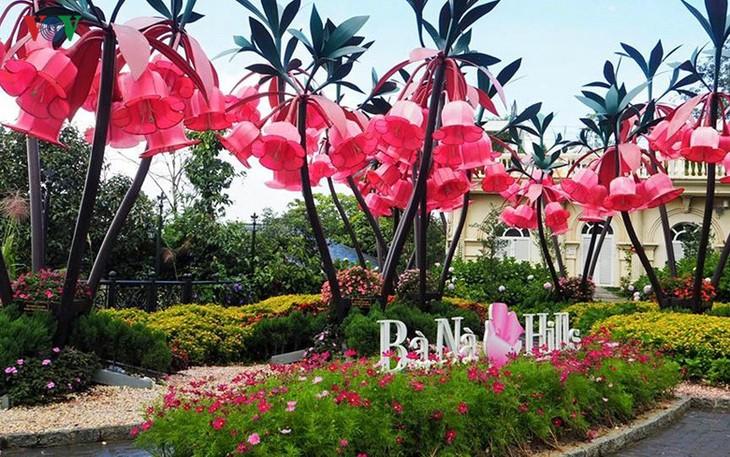 Die Schönheit der Ba Na-Hills  - ảnh 8