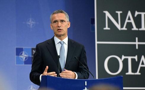 Nato-Generalsekretär sieht keine Bedrohung aus Russland - ảnh 1