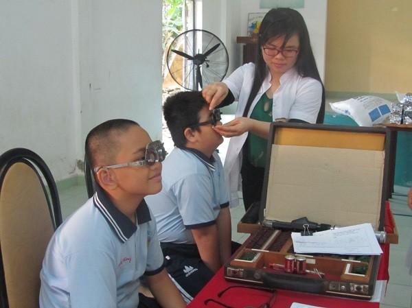 Erfolge der Vorbeugung und Bekämpfung von Blindheit in Vietnam - ảnh 1