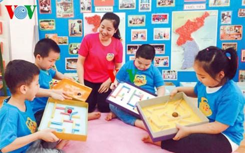 Pädagogin mit vielen Beiträgen zum Bildungswesen der Hauptstadt - ảnh 1