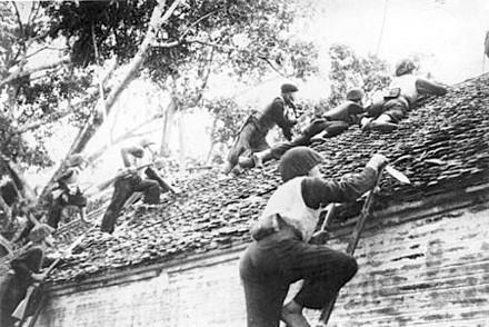 Erinnerungen an Hanoi im Winter 1946 durch geschichtliche Gegenstände - ảnh 1