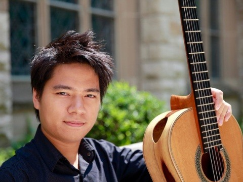 Tran Tuan An und sein zweiter Preis beim International Guitar Competition & Festival Berlin - ảnh 1