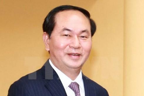 Beziehungen zwischen Vietnam und China auf ein neues Niveau heben - ảnh 1