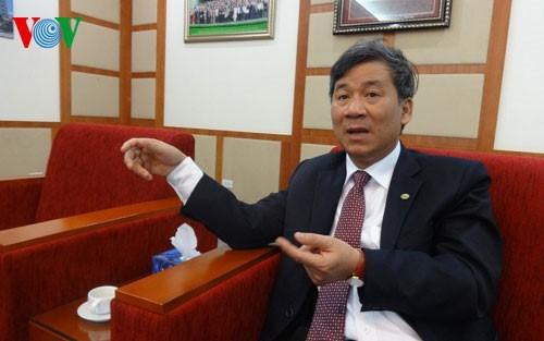 """Professor Nguyen Anh Tri zum zweiten Mal bei Gala """"Der Stolz Vietnams"""" ausgezeichnet - ảnh 1"""