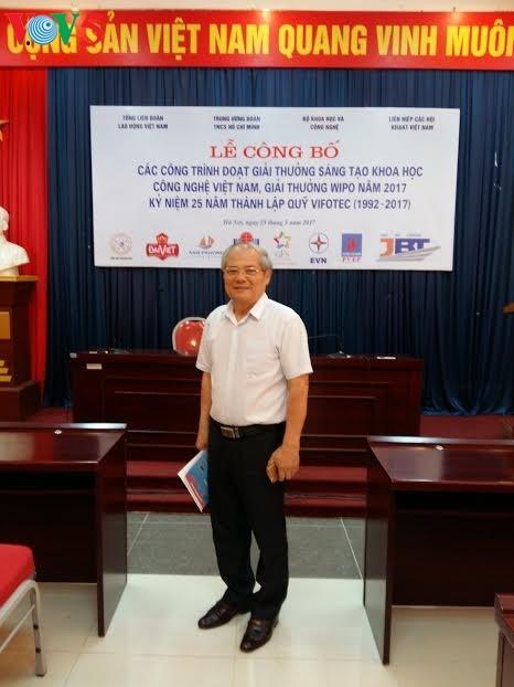 Doktor Lê Văn Tri – Wissenschaftler für die Bauern - ảnh 1