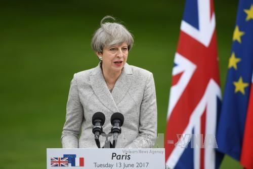 Zukunft Großbritanniens und des Brexits nach der Wahl - ảnh 1