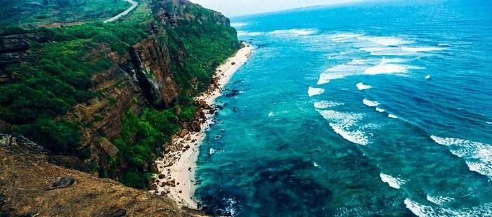 Schöne Landschaft des Bergs Thoi Loi auf Insel Ly Son - ảnh 1