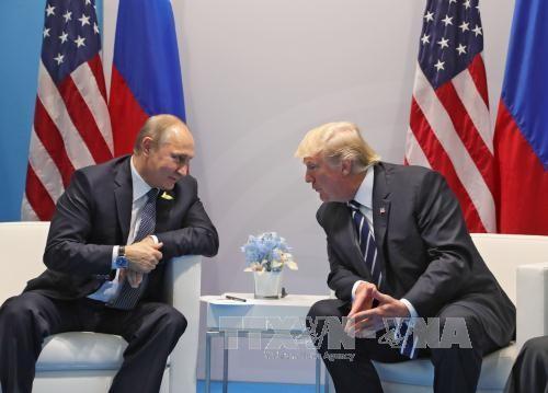 USA und Russland wollen bilaterale Beziehungen verbessern - ảnh 1