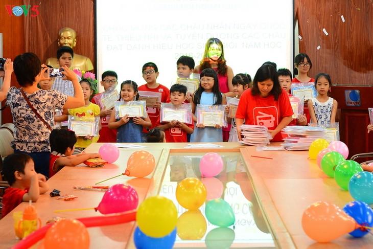 Mehr Mühe zum Schutz der Kinderrechte in Vietnam  - ảnh 1