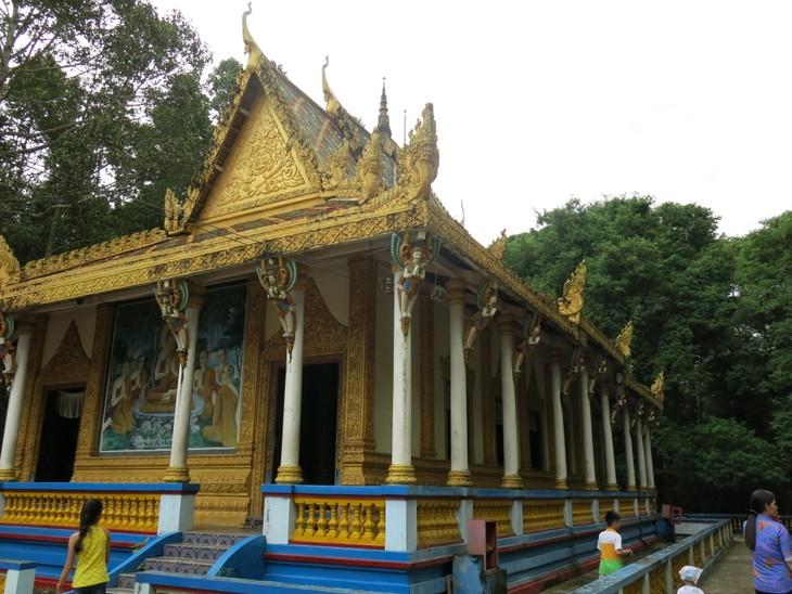 Pagoden der Khmer in Soc Trang - ảnh 2