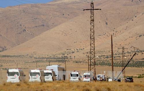 Ausländische Dschihadistenführer des IS flüchten aus Syrien - ảnh 1