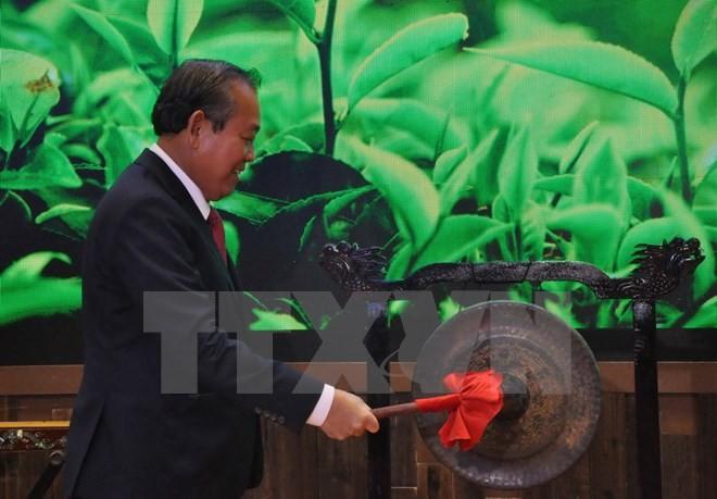 Vizepremierminister Truong Hoa Binh: Vietnam unterstützt die Kooperation zwischen ASEAN und China - ảnh 1