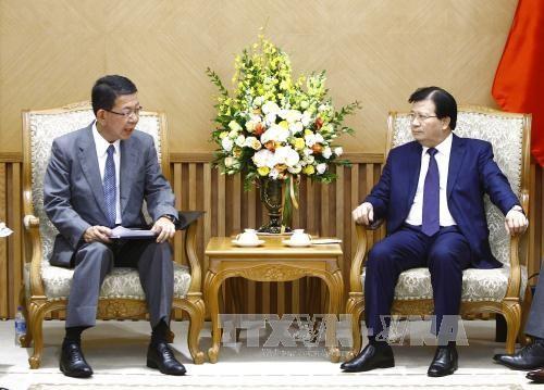Vietnamesische Regierung schafft günstige Bedingungen für Investoren - ảnh 1