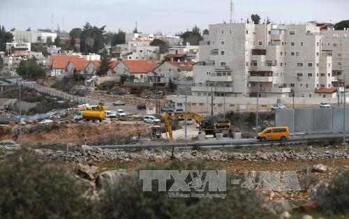 Netanjahu weist Möglichkeit zurück, jüdisches Siedlungsgebiet aus dem Westjordanland umzuziehen - ảnh 1