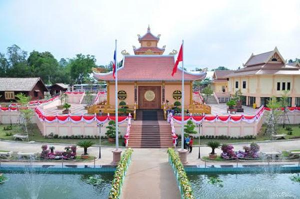 Kiều bào Nakhon Phanom- Cầu nối hữu nghị Việt Nam-Thái Lan - ảnh 2