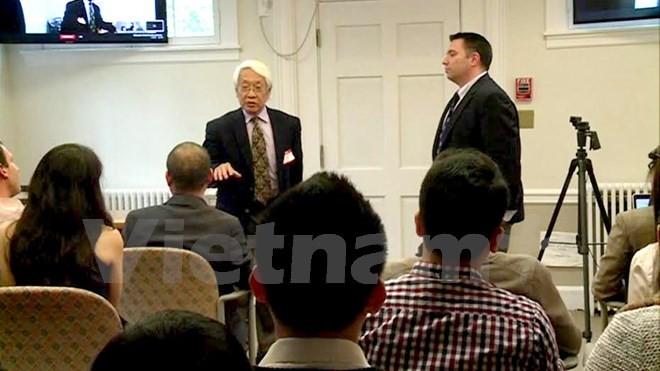 东海问题研讨会在美国举行  强调要以和平方式解决争端 - ảnh 1