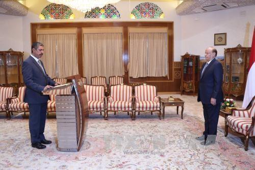 也门总统哈迪解除总理职务 - ảnh 1
