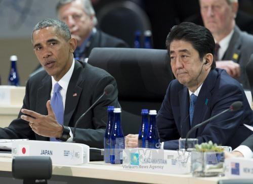 美日要求朝鲜停止制造动荡的行为 - ảnh 1
