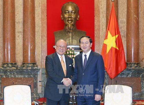 越南一向重视与日本的关系 - ảnh 1
