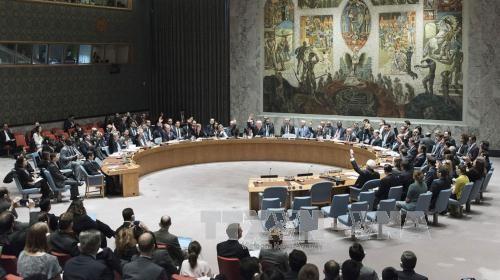 国际社会谴责朝鲜潜射导弹 - ảnh 1