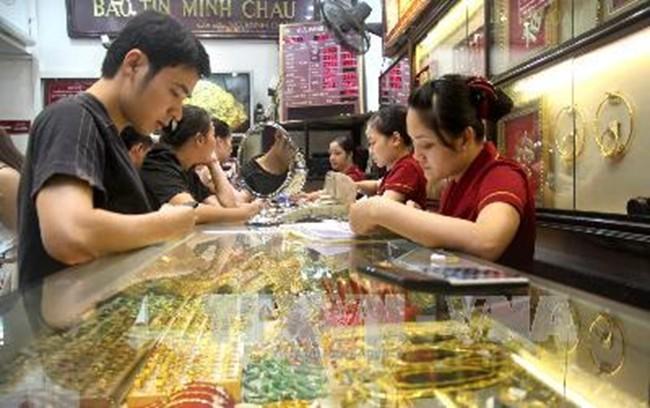 9月6日越南金市和股市情况 - ảnh 1