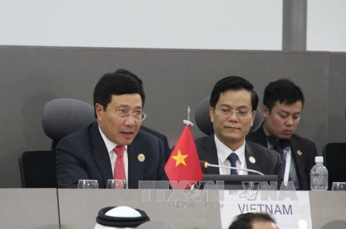 范平明会见出席第17届不结盟运动峰会的多国政要 - ảnh 1