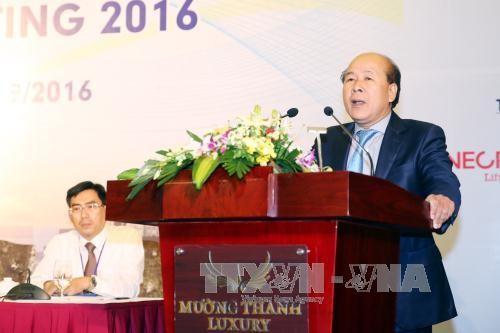 2016年越南海港年度会议在广宁省举行 - ảnh 1