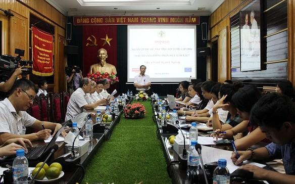 越南积极响应国际老年人日 - ảnh 1