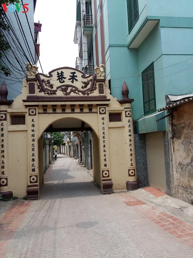 Dông Ngac, le village des lettrés de Hanoï - ảnh 2