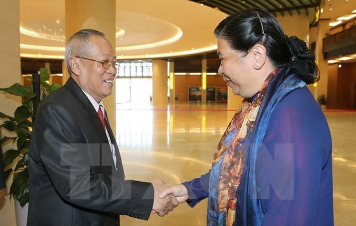 Vietnam-Cambodge: pour une coopération parlementaire accrue - ảnh 1