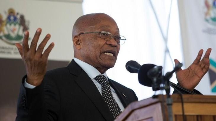 Afrique du Sud: échec de la motion de censure contre Zuma - ảnh 1