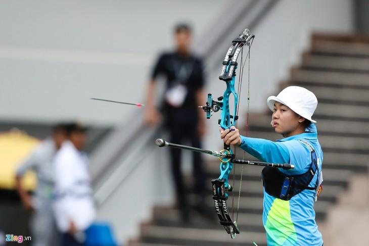 SEA Games 29: Le Vietnam décroche sa première médaille d'argent - ảnh 1