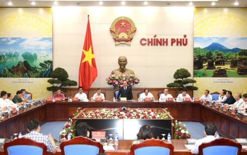 Le gouvernement s'engage à accélérer la réforme administrative - ảnh 1